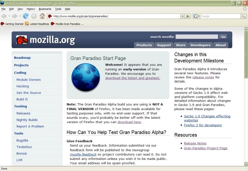 Firefox 3: Do tretice všetko dobré?!