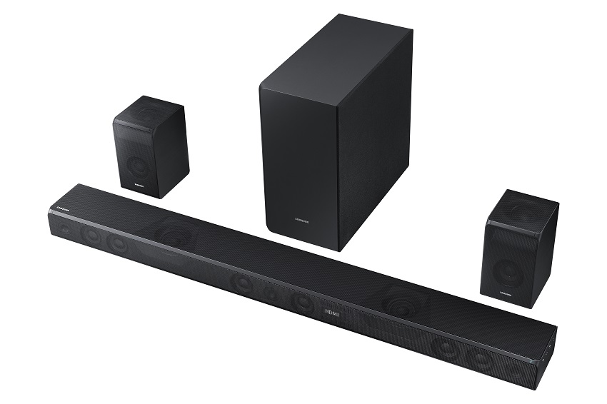 Samsung prináša do Európy kompletný 4K zážitok uvedením nového soundbaru HW-K950