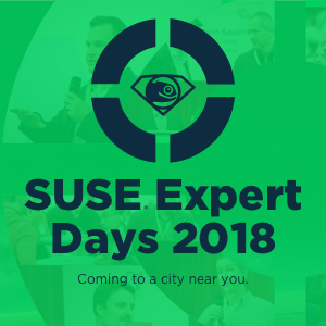SUSE Expert Days 2018 - infoweb