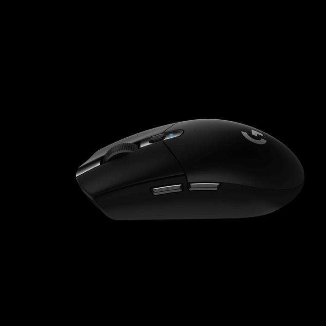 Logitech G posiela do sveta novú bezdrôtovú hernú myš