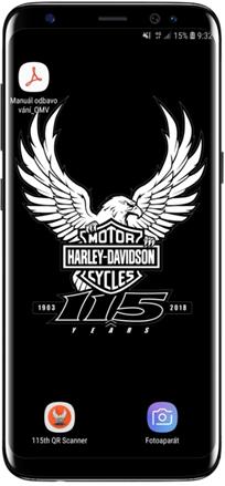 Samsung je hrdým partnerom osláv 115. výročia značky Harley-Davidson