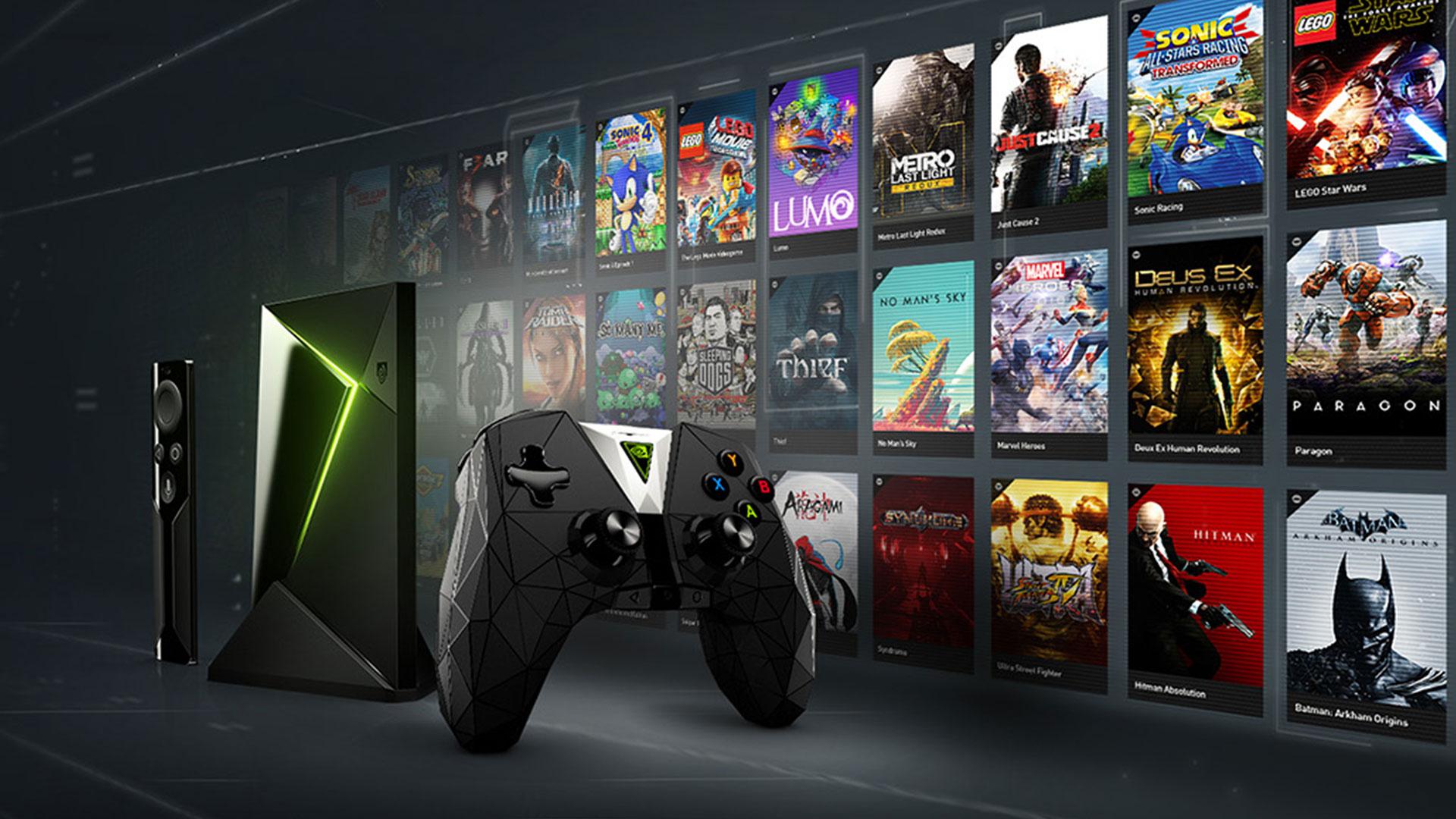 Otevřená beta verze GeForce NOW pro NVIDIA SHIELD TV