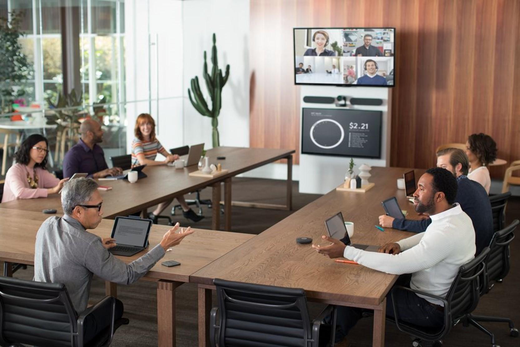 Logitech v SR predstavil prémiový video konferenčný systém Rally
