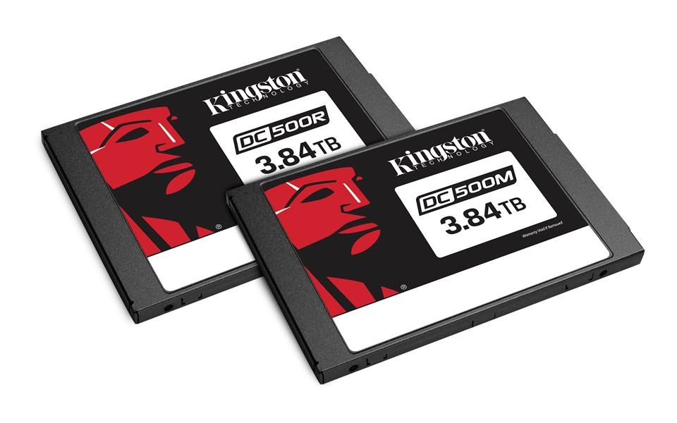 Kingston Technology uvádza na trh nové SSD disky radu Data Center 500 optimalizované pre čítanie alebo zmiešanú prevádzku
