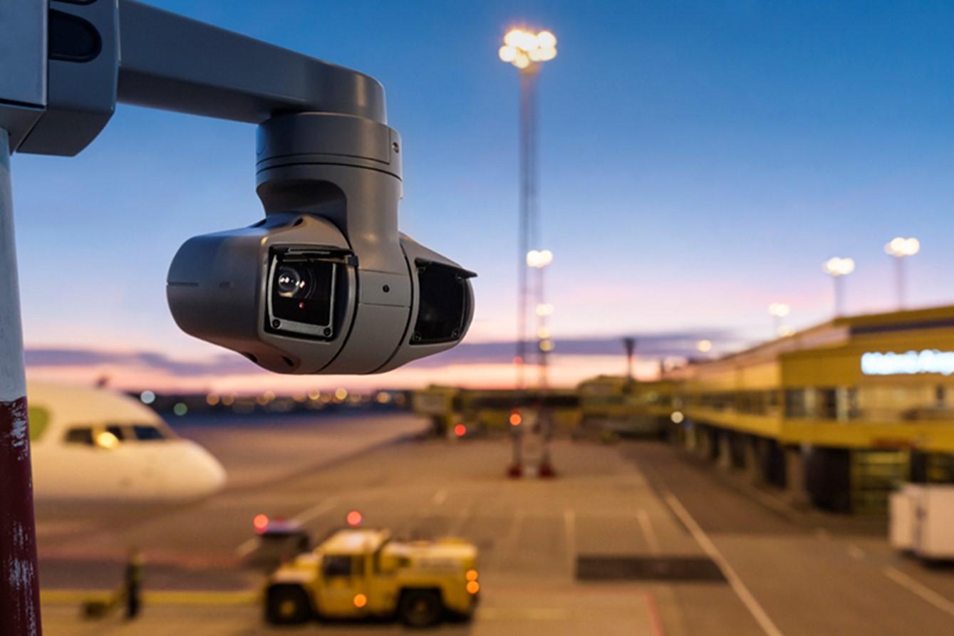 Sieťová kamera do náročných podmienok s dosahom 400m