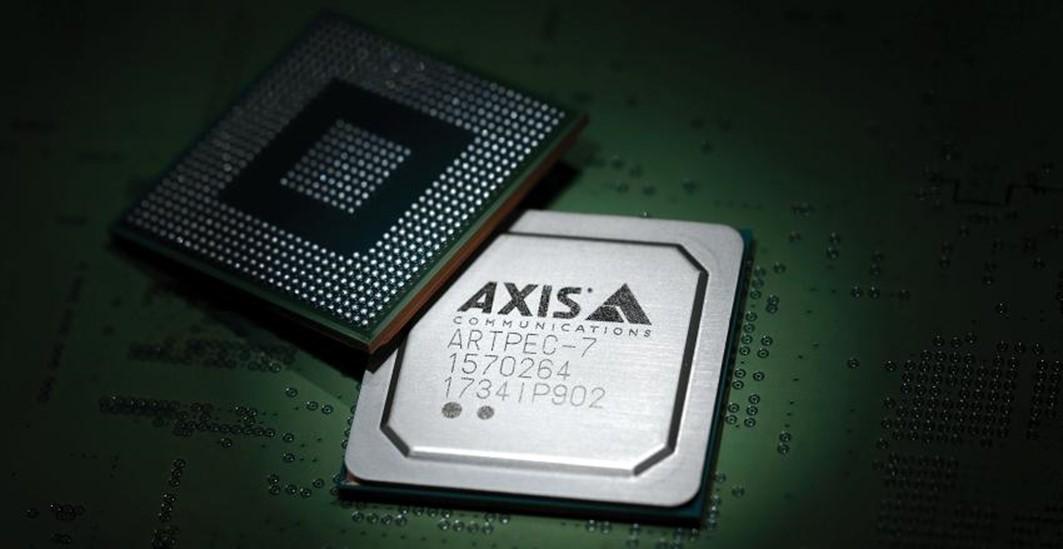 Axis uviedol 7. generáciu vlastného čipu ARTPEC