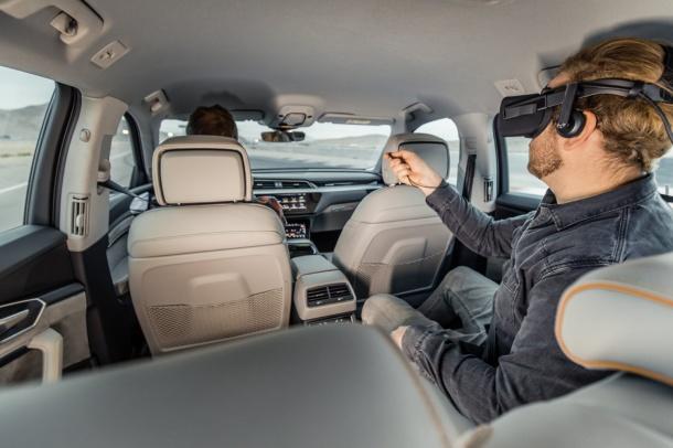 Virtuálna hra pre spolujazdcov